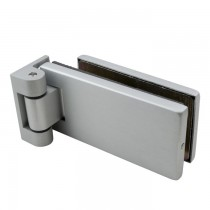 Glasdeurscharnier wand-glas 13503 (stomp)