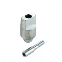 duitse as verhoogd (+15mm) ASSA ABLOY 00AC363