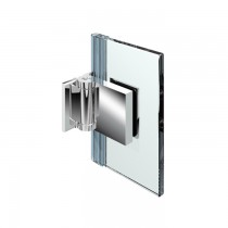 Douchescharnier Flinter wand-glas 148154