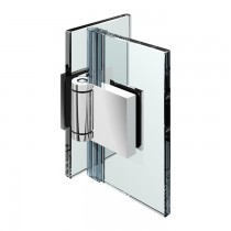 Douchescharnier Flinter glas-glas 148158