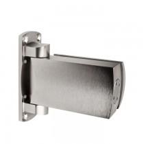 hydraulisch glasdeurscharnier wand-glas 268060 (stomp)
