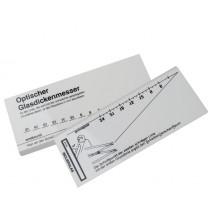 Optische glasdiktemeter - 50.A5100191