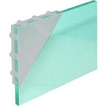 Transparante hoekbeschermers