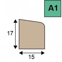 A1 glaslatten geoptimaliseerd hout