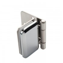 Vitrinescharnier wand-glas KS08 661506470