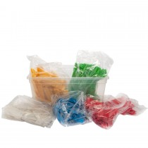 Kunststof steunblokjes en stelblokjes voor glas zetten