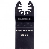 mb78 Bi metalen zaagblad