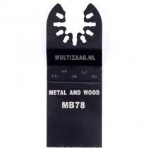 mb78 Bi metalen zaagblad
