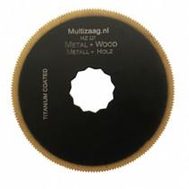 mz127 HSS Titanium zaagblad