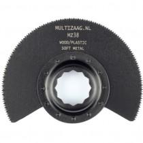 mz38 HSS Segmentzaagblad