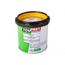 Toupret Stopverf 1.0 kg Wit