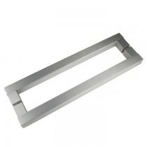 Aluminium U90-koker greep paarsgewijs 54N0027A-12
