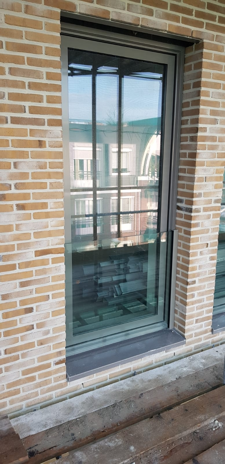 Franse balkons | Timmers BV