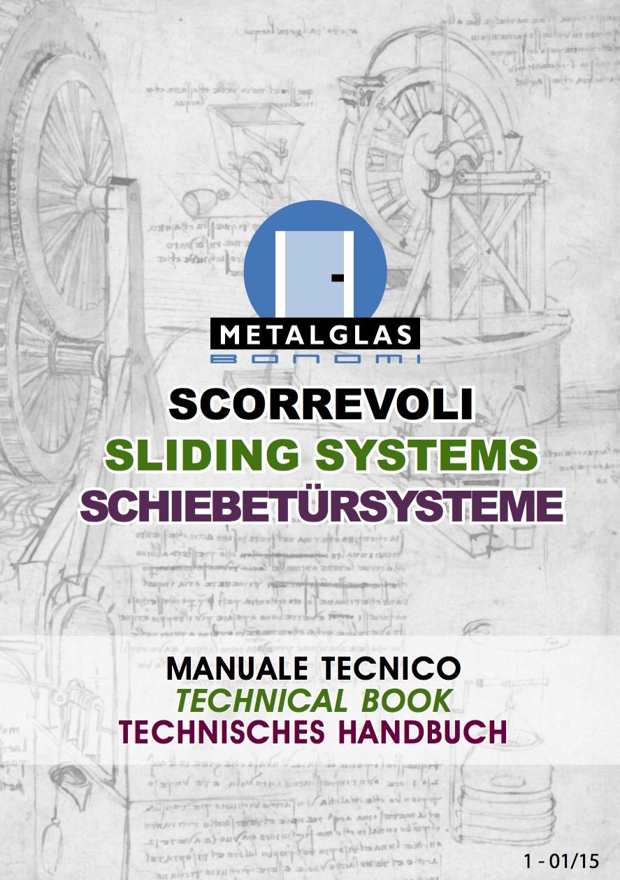 Technische catalogus schuifdeursystemen 2015